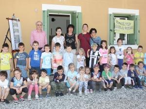Altro gruppo Scuola dell'Infanzia di Turriaco