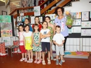 Piccoli Laboratori per piccoli artisti. Inaugurazione Esposizione. Giugno 2017